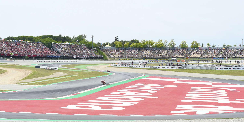 Catalunya MotoGP circuit